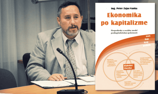 Peter Zajac-Vanka: Nová paradigma ekonomiky 2020?