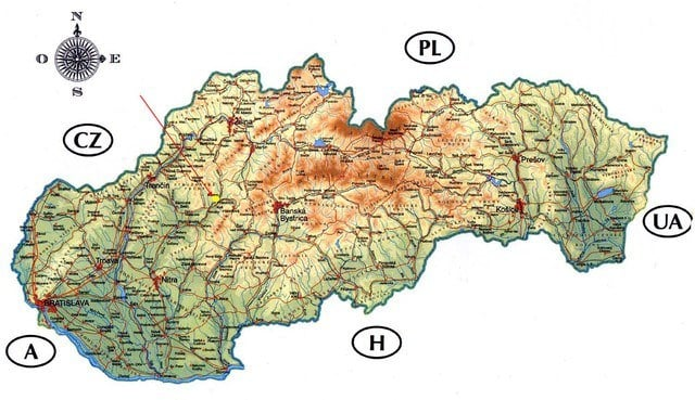Čo je to, národné hospodárstvo Slovenska?